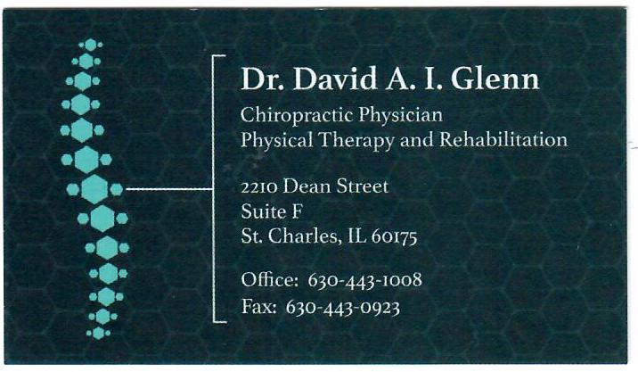 Dr. David A.I. Glenn